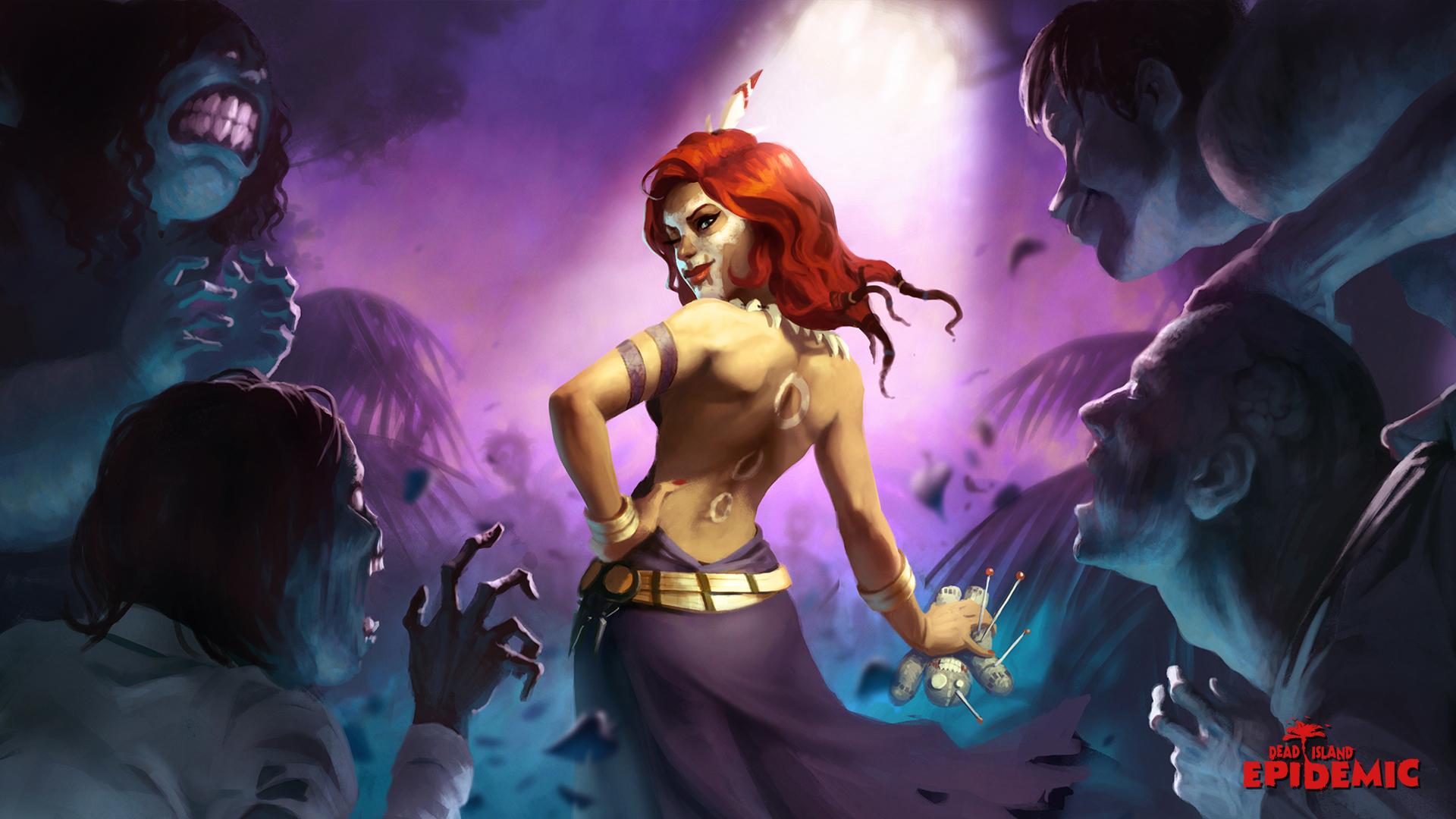 Wanta : Un support heal qui fear. Elle se transforme en fantôme et instant rez ses alliés. Je vis secrètement une histoire d'amour avec cette princesse vaudou mais ce n'est pas dans le jeu.